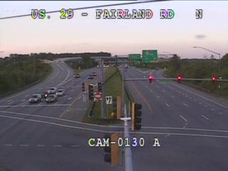 Columbia Pk (US-29) @ Fairland Rd (2208) - Washington DC