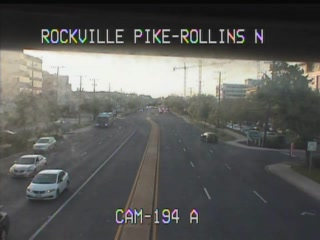 Rockville Pk (MD 355) & Twinbrook Pkwy (407442) - Washington DC