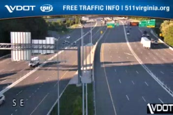 I-495 s/o Dulles Toll Road (408011) - Washington DC