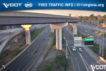 I-495 n/o Commerce St (408018) - Washington DC