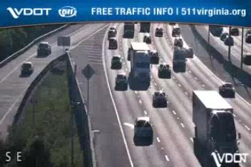 I-95 @ Eisenhower Ave Connector (408023) - Washington DC