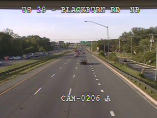 Columbia Pike (US 29) and Blackburn Road  (411096) - Washington DC