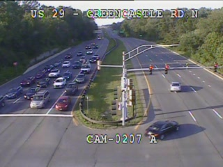 Columbia Pike (US 29) and Greencastle Rd  (411097) - Washington DC