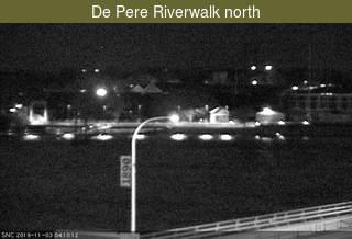 Riverwalk north - looking east - USA