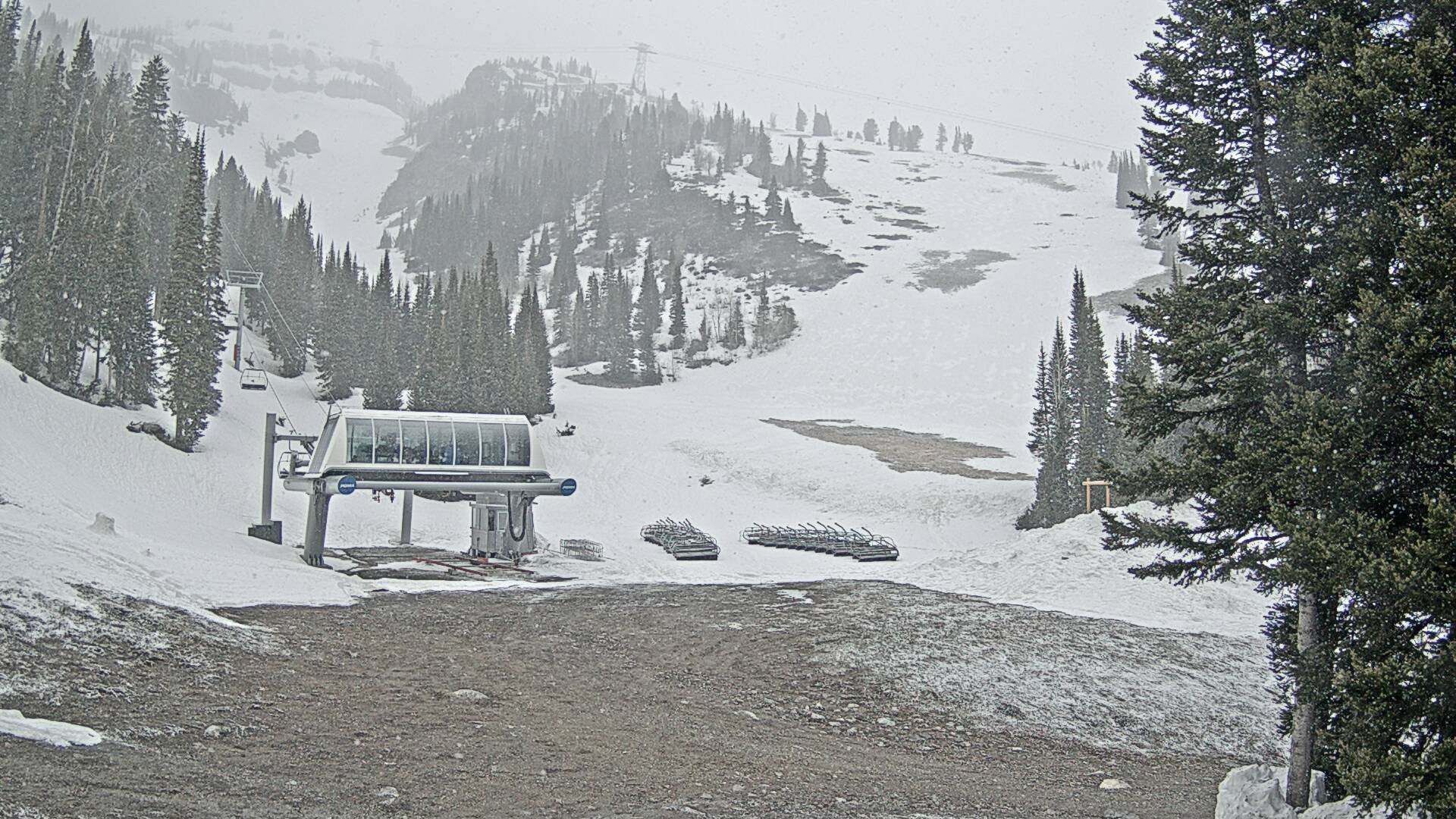 JHMR Top of Thunder Lift - Wyoming