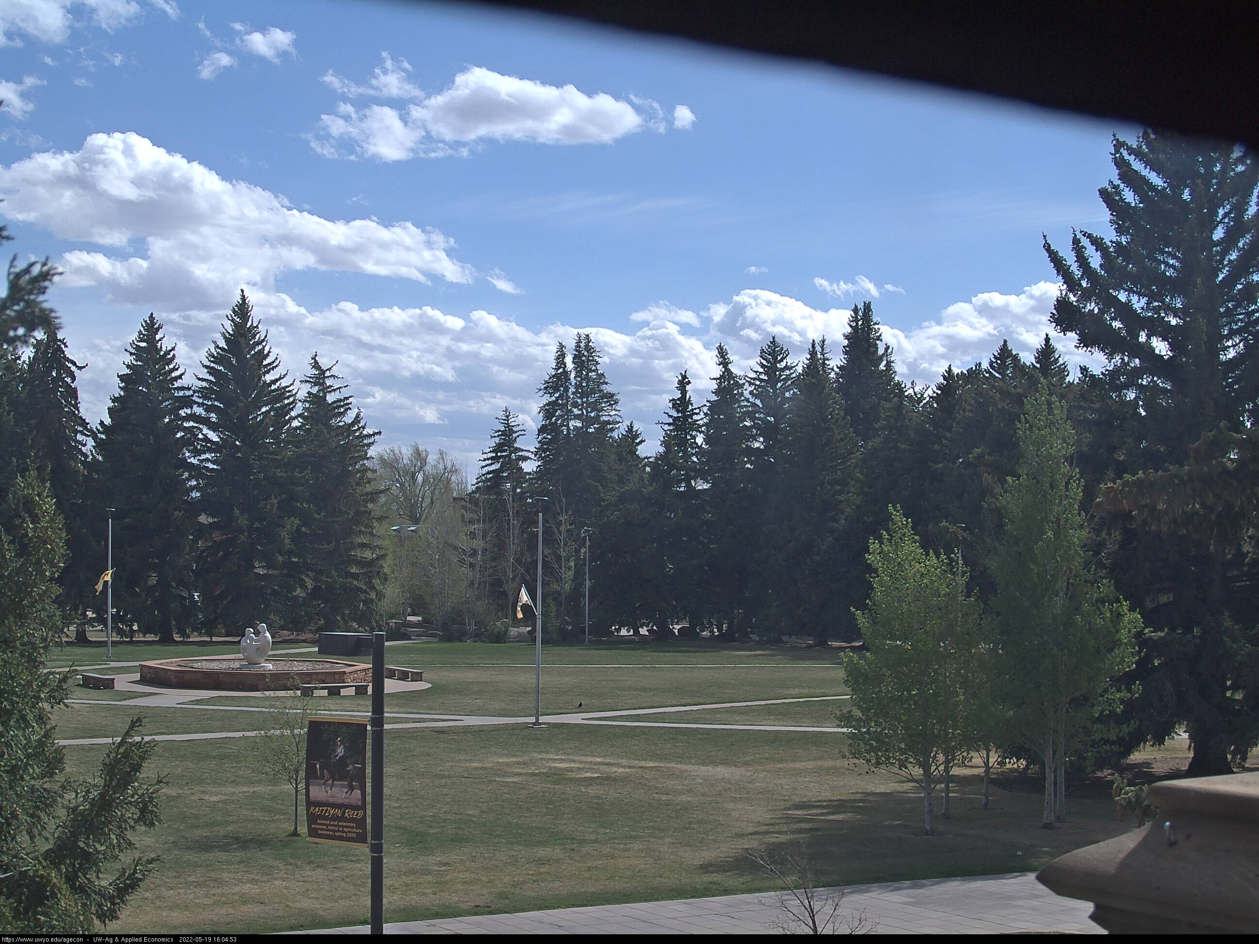 Laramie - Pasture Cam. Department of Agricultural and Applied Economics. - Wyoming