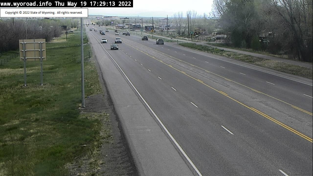 Riverton - [WYO 789 Riverton - South] - Wyoming