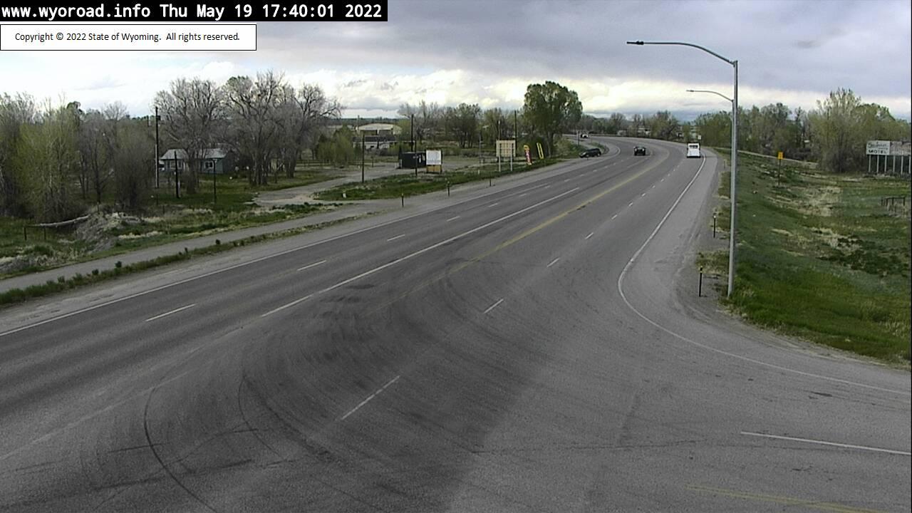 Riverton - [WYO 789 Riverton - North] - Wyoming