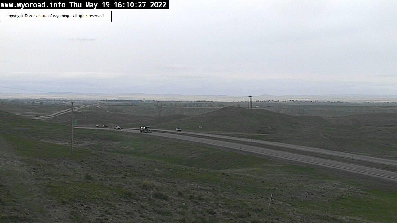Bordeaux Interchange - [I-25 Bordeaux North] - Wyoming