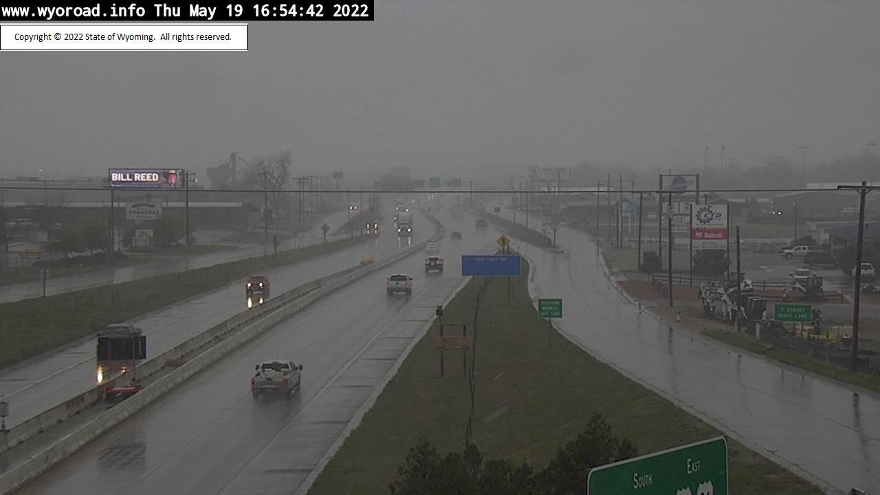 Casper - [I-25 Casper - West] - Wyoming