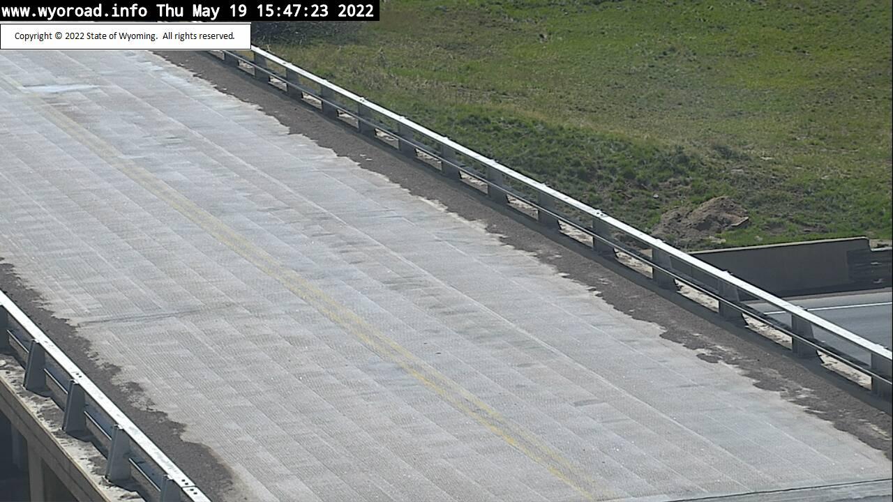 Summit - [I-80 Laramie Summit Bridge] - Wyoming
