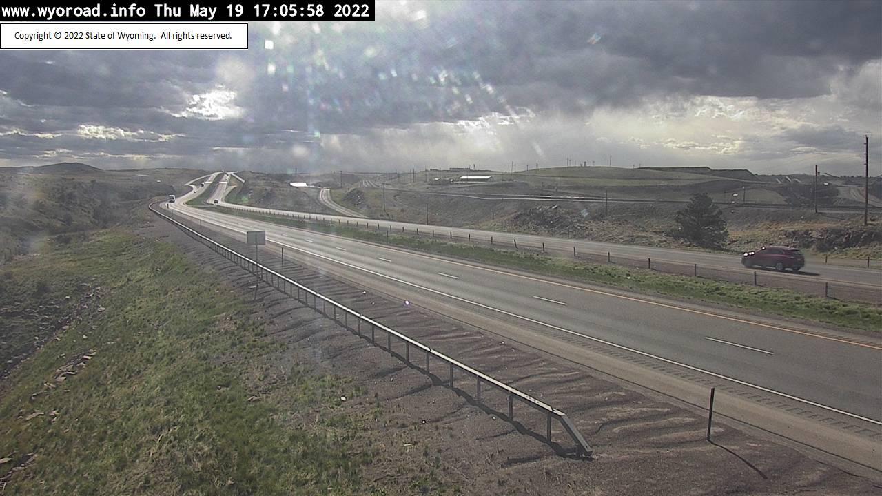Harriman - [I-80 Harriman West] - Wyoming