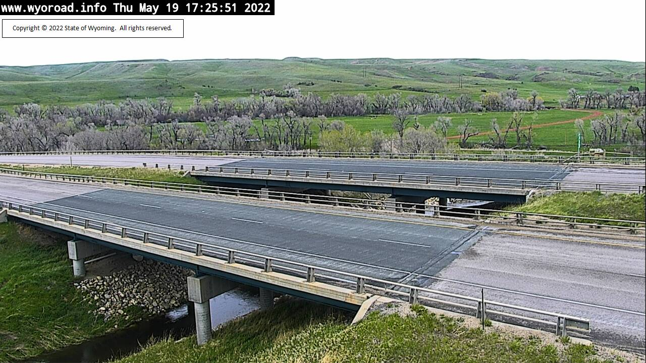 Piney Creek Interchange - [I-90 Piney Creek - Middle Bridge] - Wyoming