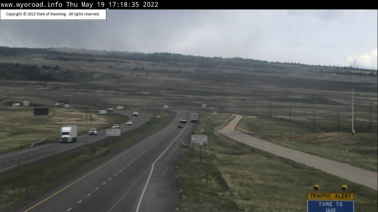 Laramie East - [I-80 Laramie East] - Wyoming