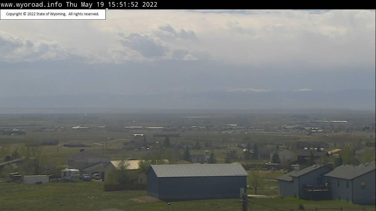 Laramie East - [I-80 Laramie Snowies] - Wyoming