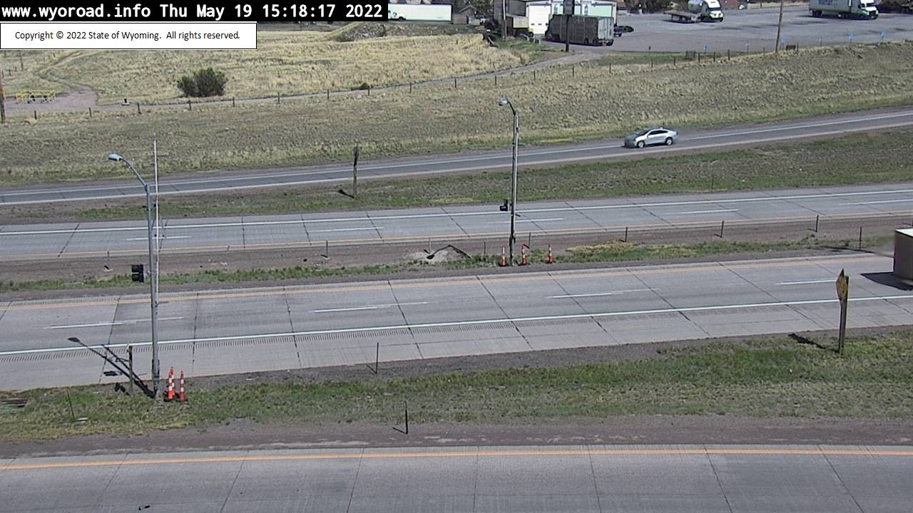 College Drive - [I-25 College Drive Gate] - Wyoming - Andro Smart ...