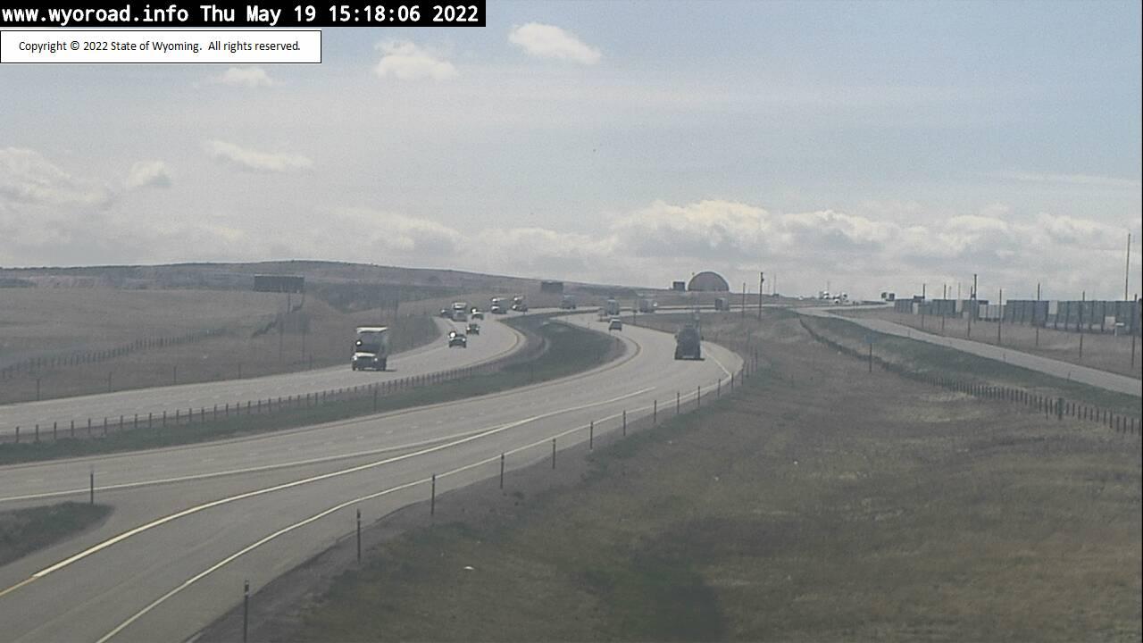 Warren Interchange - [I-80 Warren Interchange West] - Wyoming