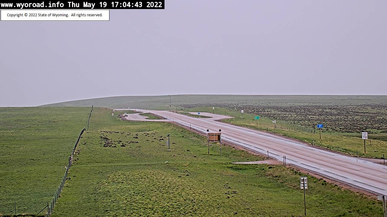 Pine Tree Junction - [WYO 387 Pine Tree Junction - West] - Wyoming