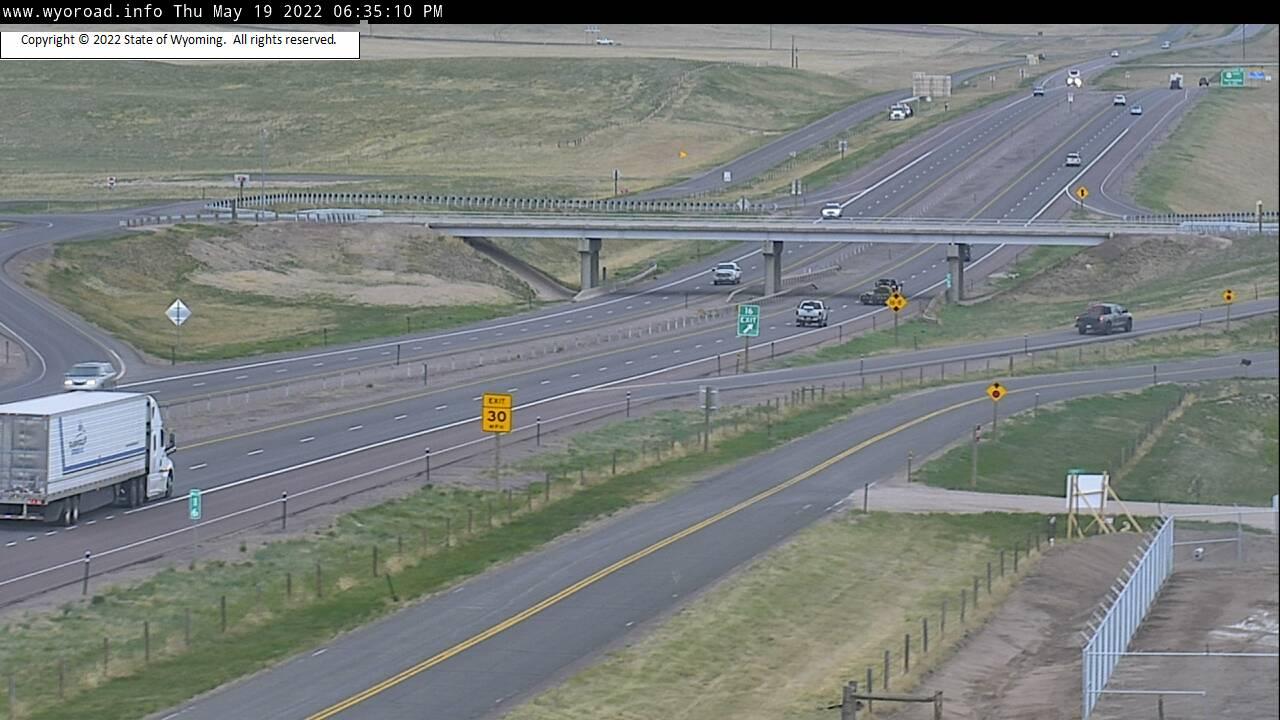 Cheyenne North - [I-25 Cheyenne North - North] - Wyoming
