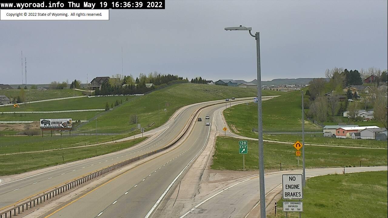 Gillette - [I-90 Gillette - West] - Wyoming