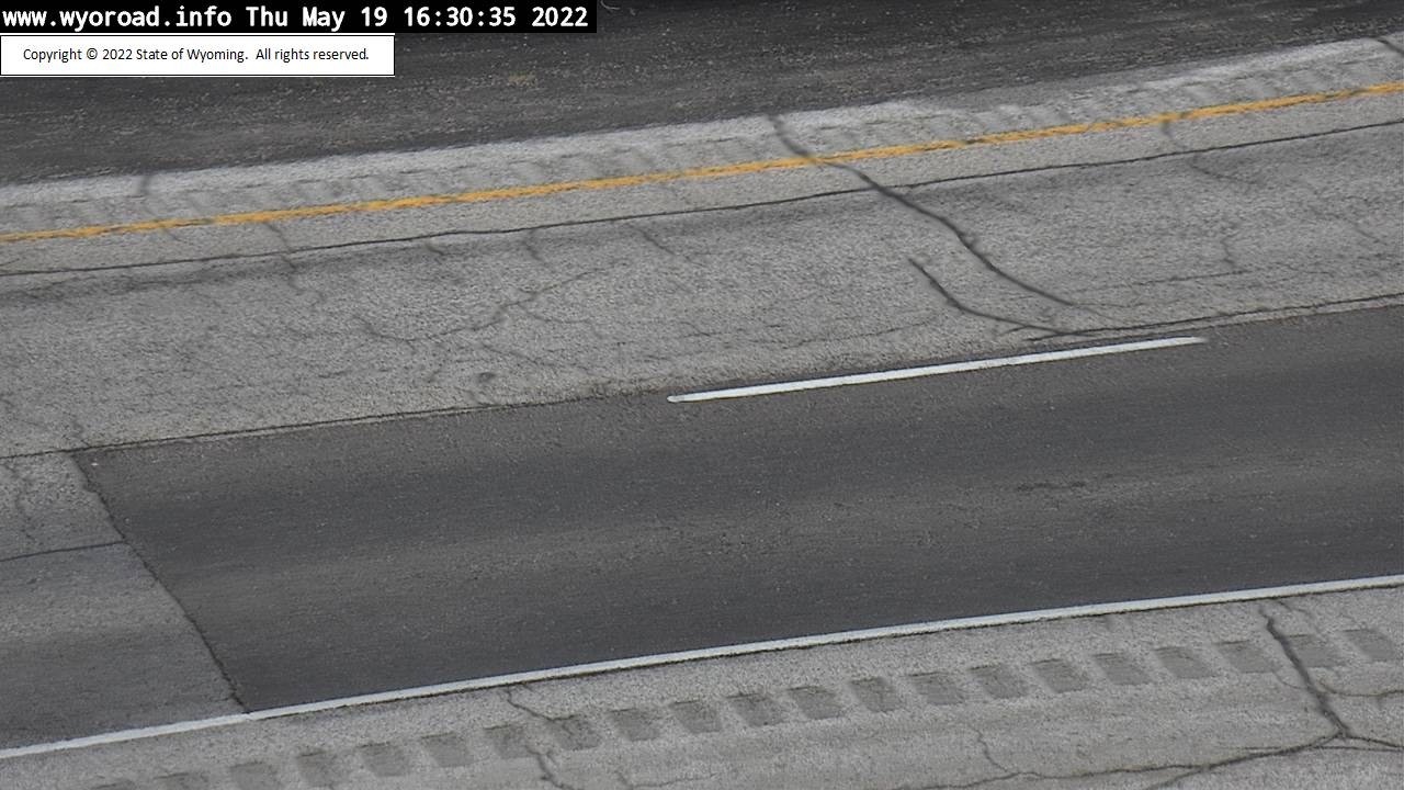 East Douglas - [I 25 Douglas East - Road Surface] - Wyoming