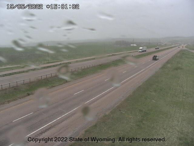 Natural Bridge Interchange - [I 25 Natural Bridge - East] - Wyoming