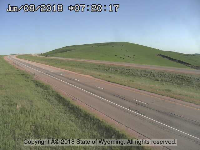 Fetterman - [I 90 Fetterman - North] - Wyoming