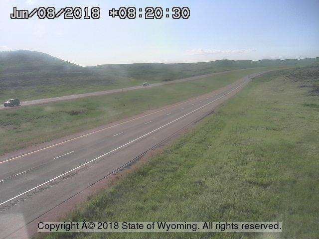 Fetterman - [I 90 Fetterman - South] - Wyoming
