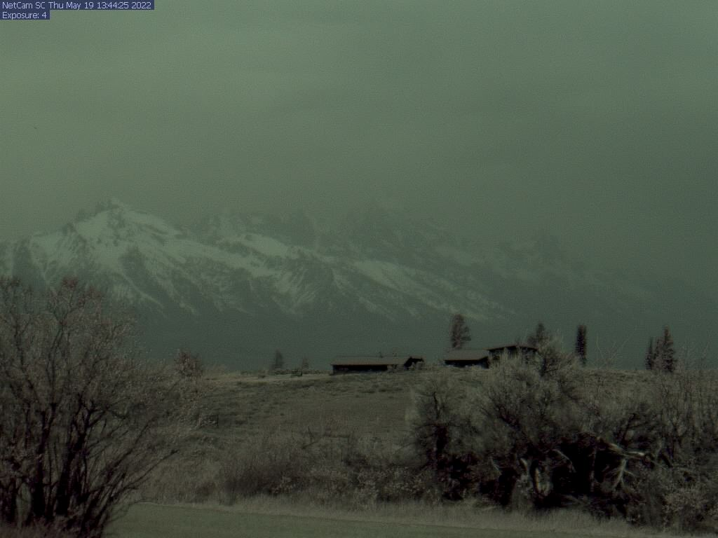 Grand Teton, View - Wyoming